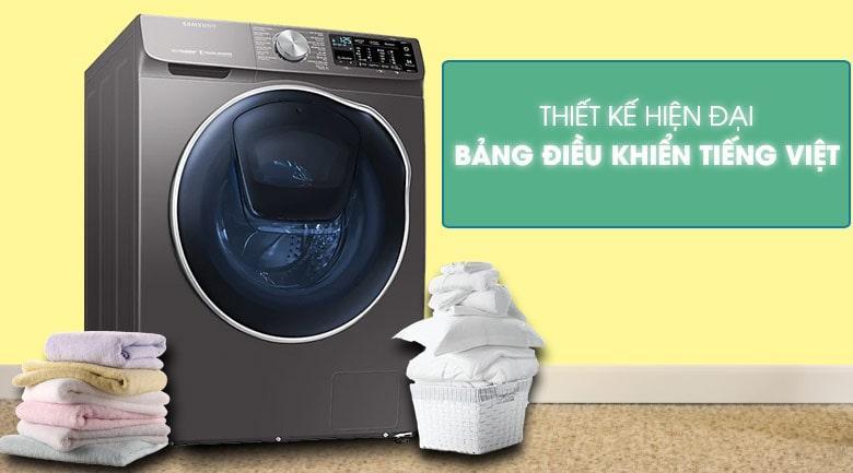 Máy giặt sấy Samsung AddWash WD10N64FR2X/SV là một sản phẩm sang trọng