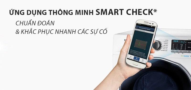 Có khả năng bắt bệnh và khắc phục sự cố nhanh chóng nhờ ứng dụng thông minh Smart Check