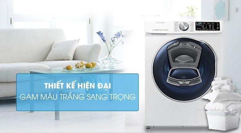 Máy giặt sấy Samsung AddWash WD10N64FR2W/SV là một sản phẩm sang trọng