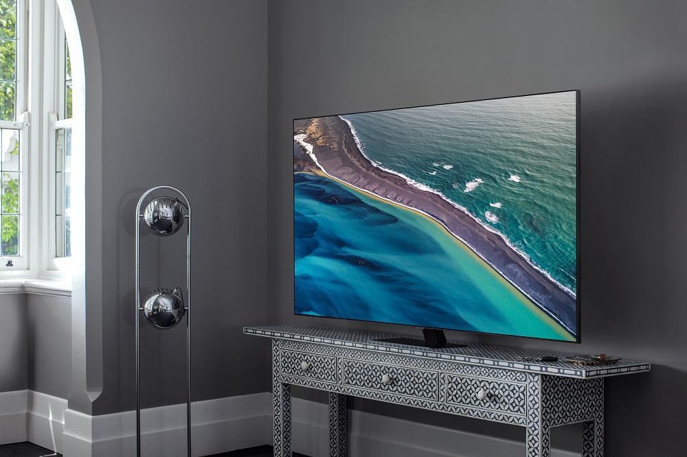 Tivi 4K samsuing cũng rất được ưa chuộng