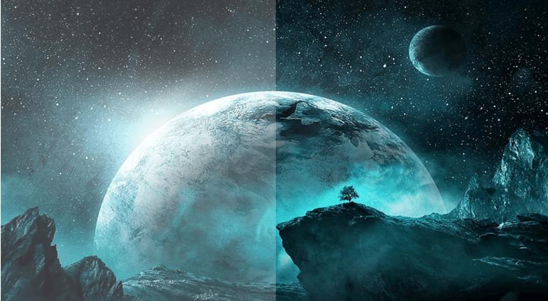 Màu sắc hình ảnh sâu hơn, độ tương phản cao hơn nhờ công nghệ Local Dimming