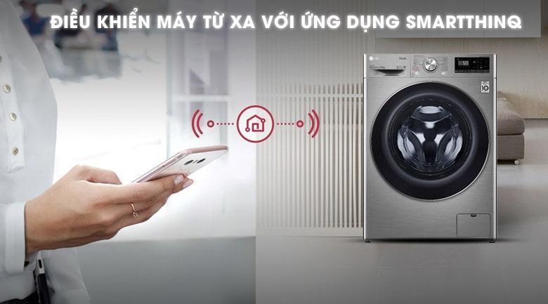 điều khiển máy từ xa với ứng dụng smarthingQ