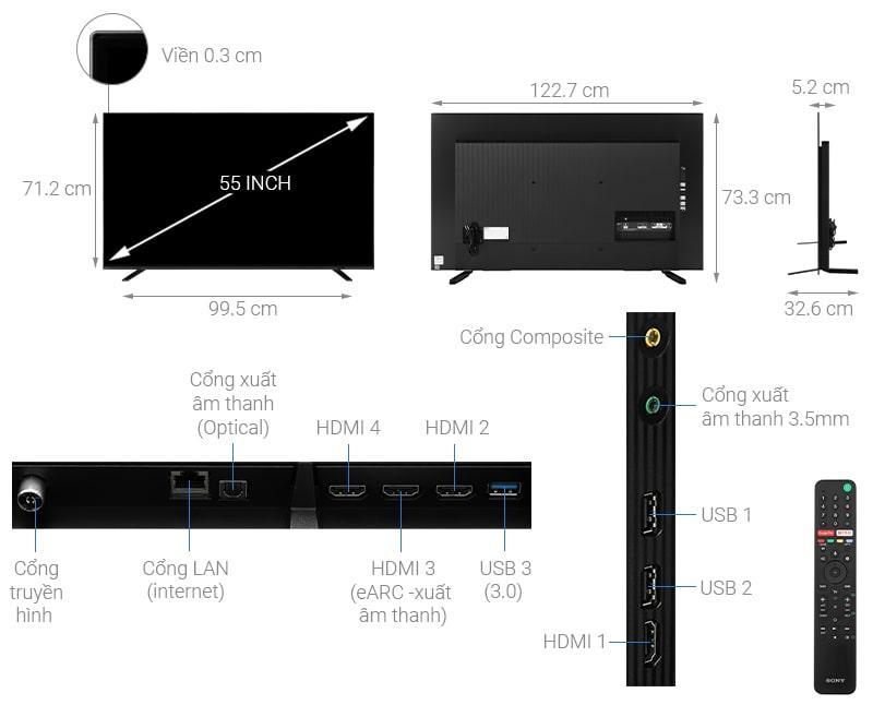 55A8H thiết kế bố cụ chi tiết