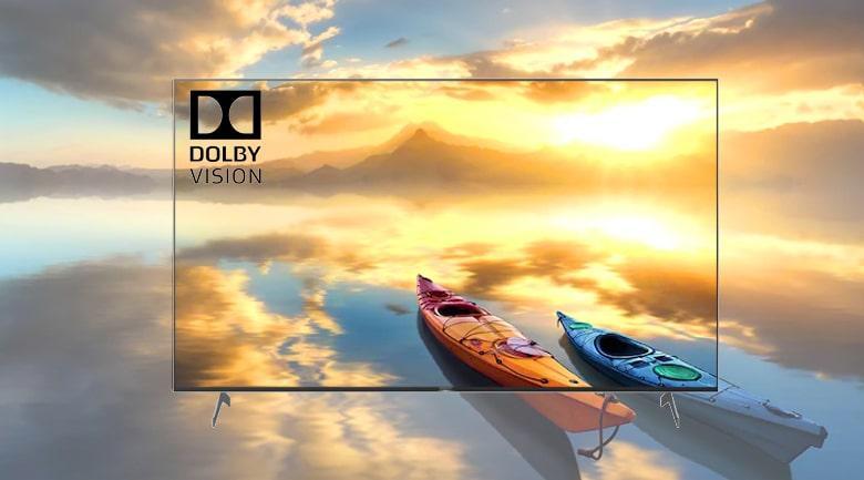 công nghệ dolby vision tăng cường độ chân thực của hình ảnh