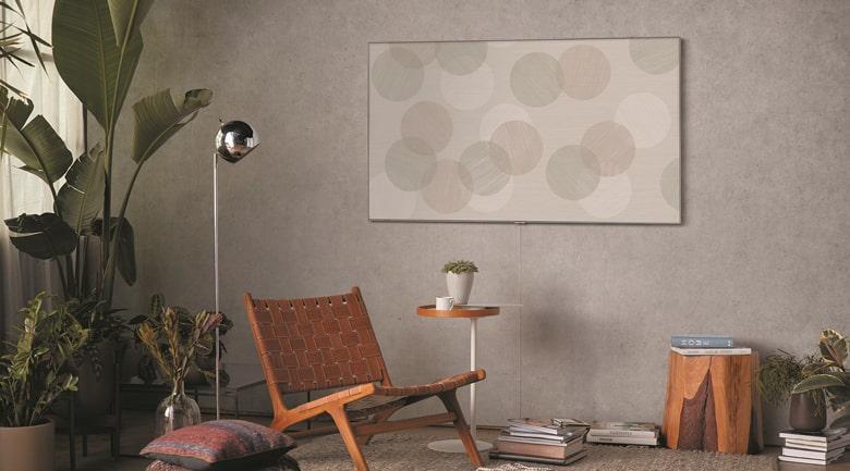 43Q65T tô điểm to căn phòng của bạn với công nghệ ambient Mode
