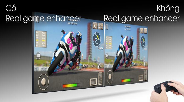 trải nghiệm chơi game tuyệt vời hơn với công nghệ Real game enhancer