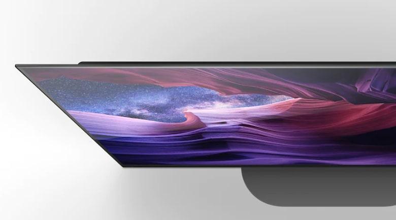 48A9S thiết kế viền màn hình siêu mỏng