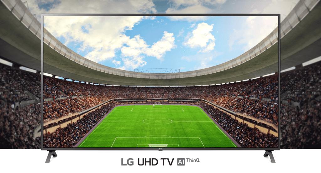 49UN7300 tivi 4K cho hình ảnh