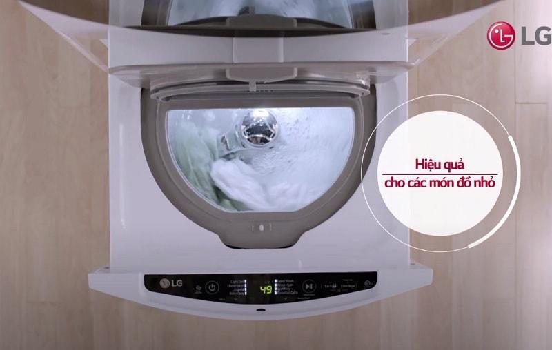 FV1450S2B hiệu quả giặt đồ nhỏ