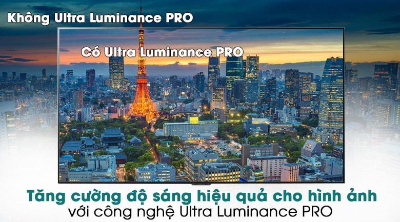 tivi LG 55GX tăng cường độ sáng hiệu quả cho hình ảnh với công nghệ Ultra Luminance PRO