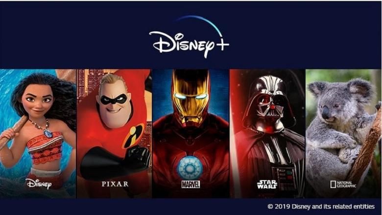 ứng dụng giải trí Disney được nâng cấp hoàn hảo