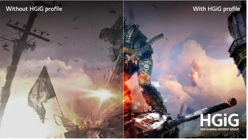 chơi game nhập vai với đồ họa cao với công nghệ HGiG