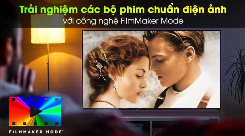 trải nghiệm các bộ phim chuẩn điện ảnh với công nghệ FilmMaker Mode