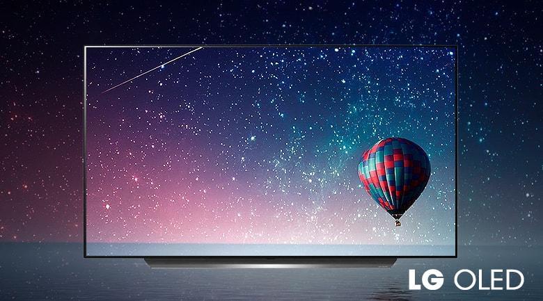 tivi LG OLED cho màu đen sâu hơn