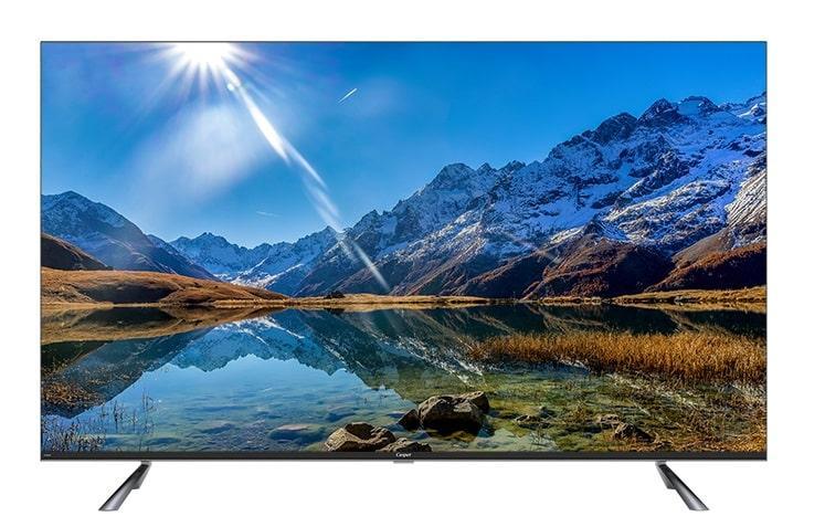 tivi casper 55UG6300 có thiết kế viền màn hình siêu mỏng