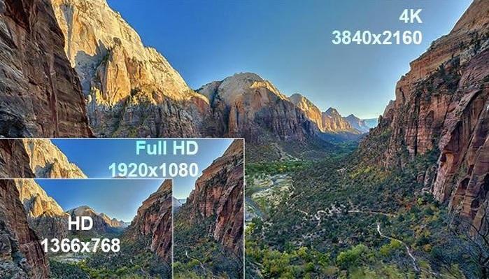 tivi casper 32HX6200 có độ phân giải HD