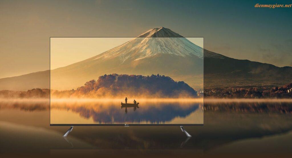 50UG5000 thiết kế viền màn hình siêu mỏng