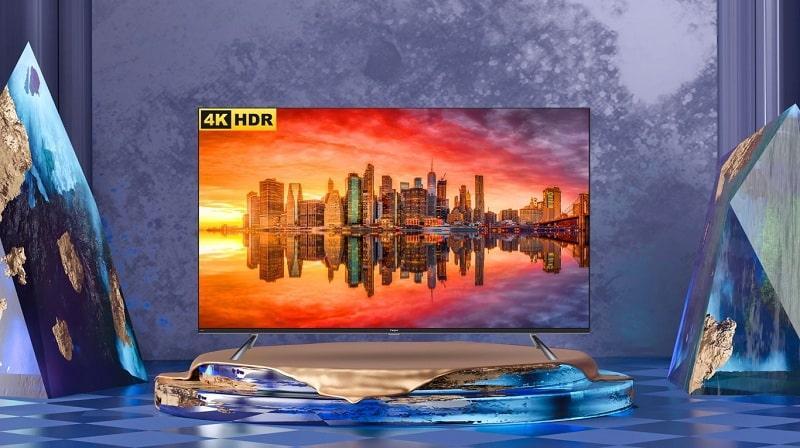 màn hình 4K cho hình ảnh sắc nét hơn