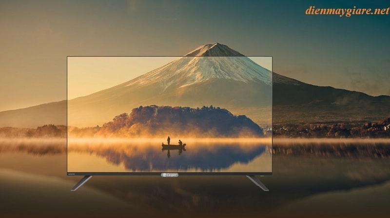 43FX6200 có màn hình tràn viền