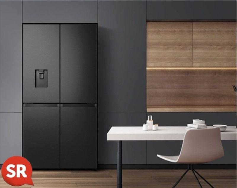 RM-522VBW phù hợp với mọi không gian trong phòng