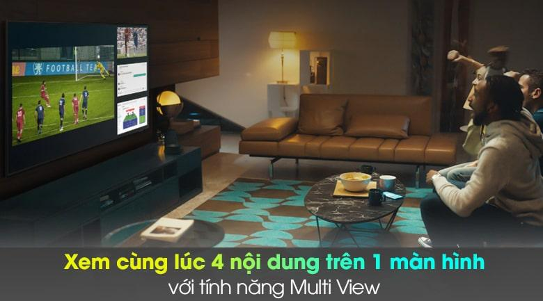Với các tính năng thông minh AirPlay 2, TapView, MultiView cho cuộc sống bạn thông minh hơn