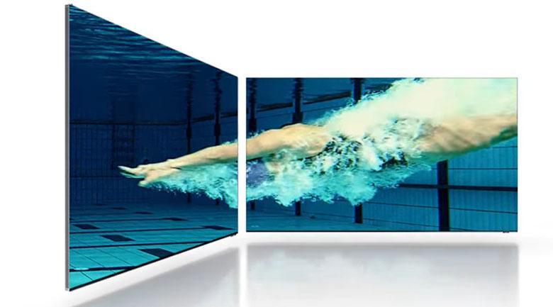 Tivi Samsung QA 50QN90A với công nghệ Ultra Viewing Angle cho hình ảnh đẹp ở cả góc nhìn nghiêng