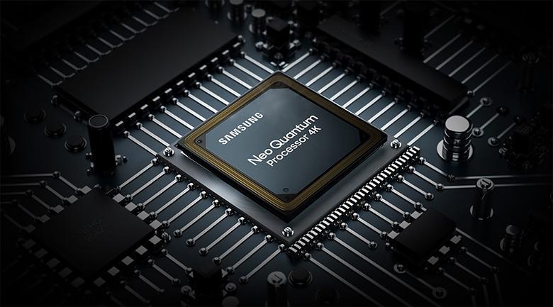 Tivi Neo QA 50QN90A có bộ xử lý Neo Quantum 4K nên giúp nâng cấp hình ảnh lên gần với chuẩn 4K nhất