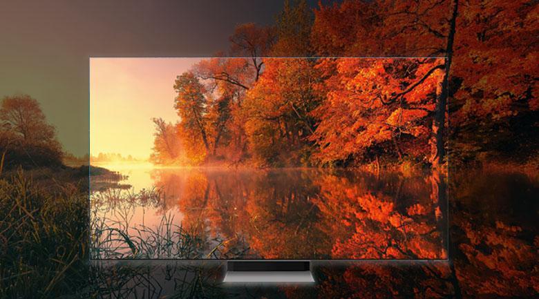 Tivi Neo QA50QN90A mang đến công nghệ Ultimate UHD Dimming