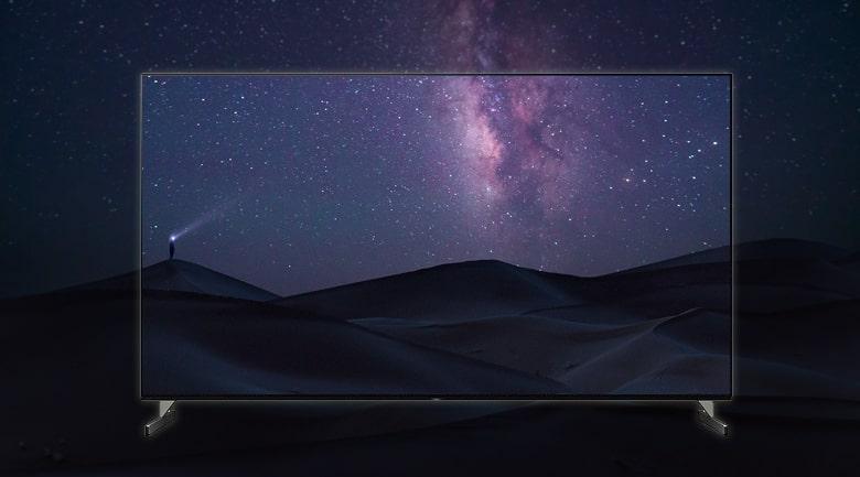 Tivi Sony XR 55A90J trang bị màn hình OLEDcho hình ảnh chuẩn như mắt nhìn thực tế
