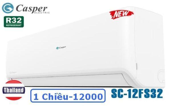 dieu-hoa-casper-sc12fs32-1 chiều-thường-12000btu