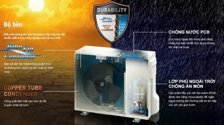 XPU12XKH-8 chống nước, chống nhiệt độ cao vô cùng bền bỉ