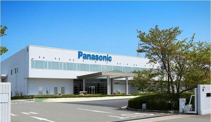 thương hiệu Panasonic của Nhật bản
