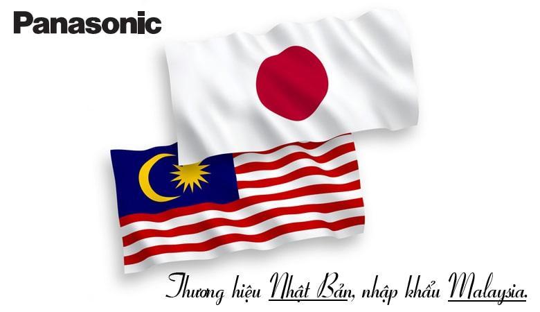 điều hòa panasonic thương hiệu Nhật Bản nhập khẩu malaysia