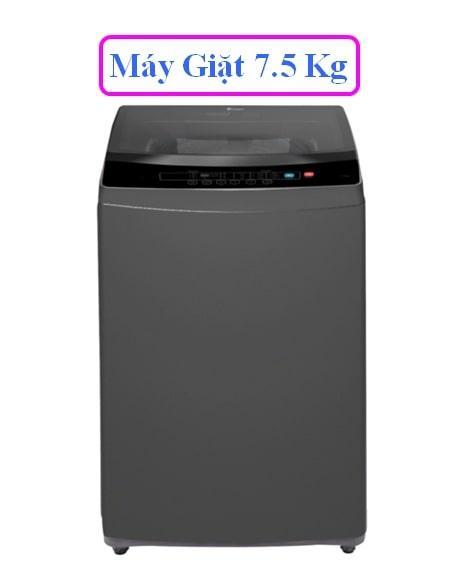 máy giặt casper WT-75N70BGA