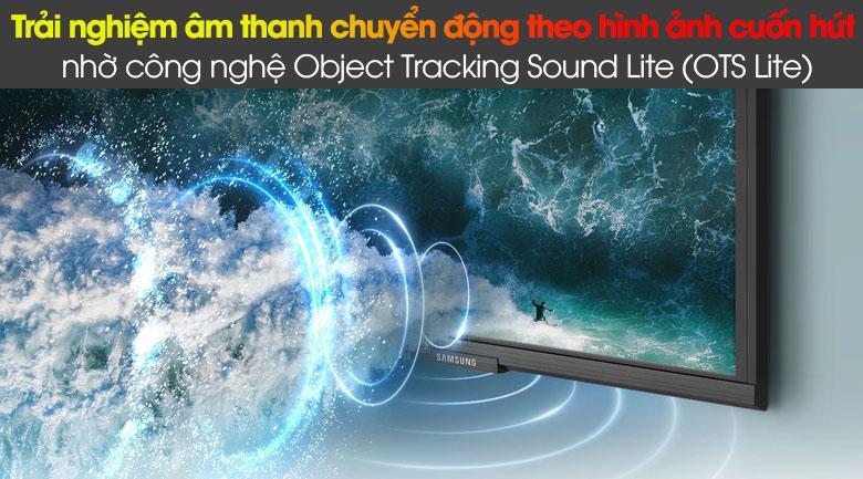 85Q60A trải nghiệm âm thanh chuyển động theo hình ảnh cuốn hút