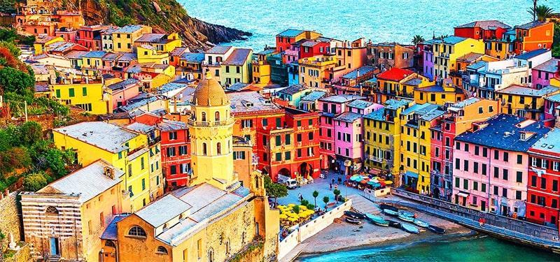 sắc màu đẹp như thế giới thực