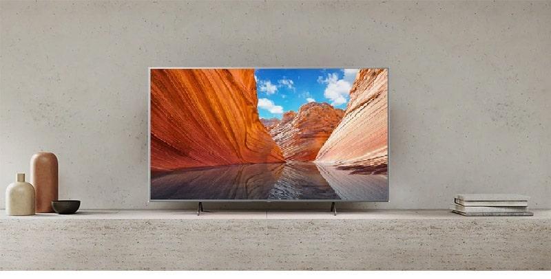 65X80J/S thiết kế viền màn hình siêu mỏng