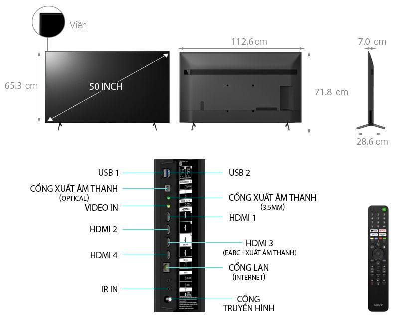 55X80J/S thiết kế mô tả