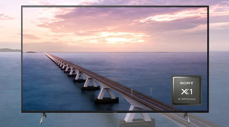 50X80J tối ưu định dạng qua chíp xử lý X1