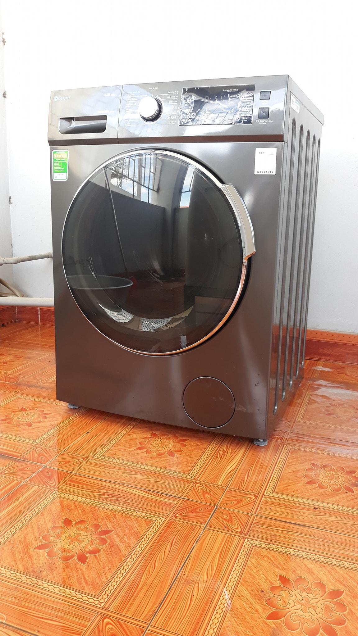 lắp đặt máy giặt casper