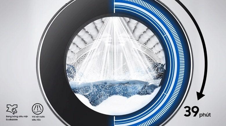 WW10TP54DSH giặt sạch siêu tốc