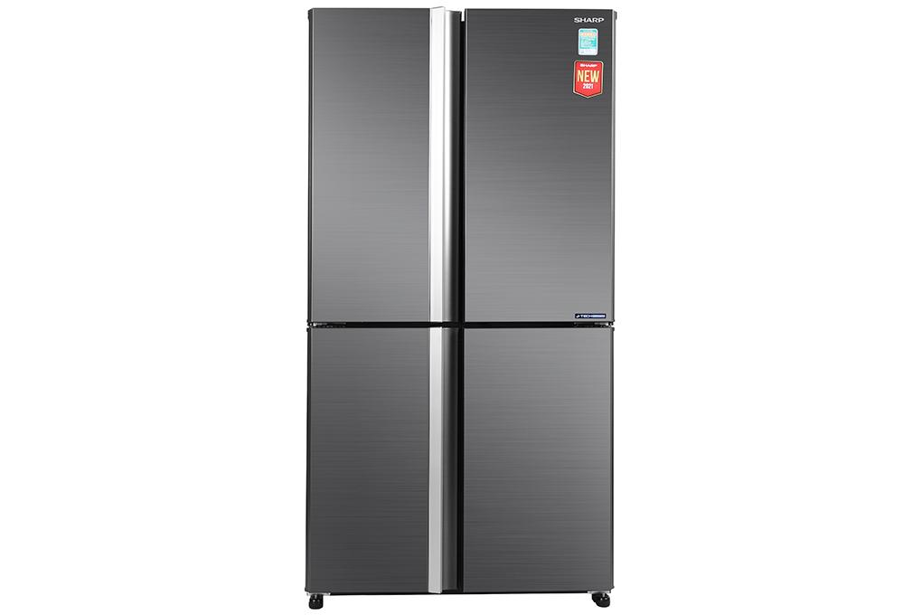 Tủ lạnh Sharp Inverter 525 lít SJ-FX600V-SL