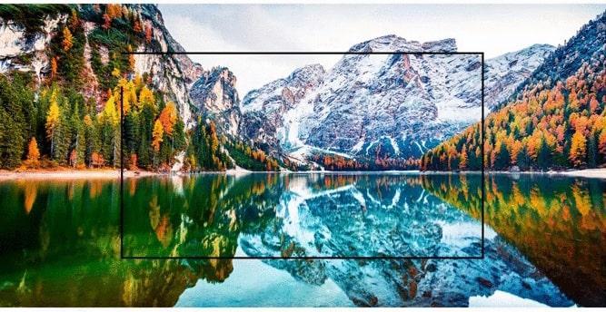 Tivi LG 50UP7720 độ phân giải sắc nét với hình ảnh 4K