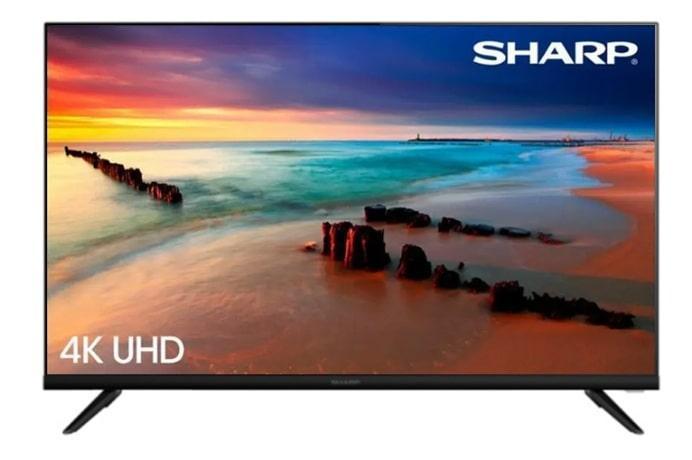 Tivi Sharp 4T-C55CJ2X thiết kế hiện đại, tinh tế