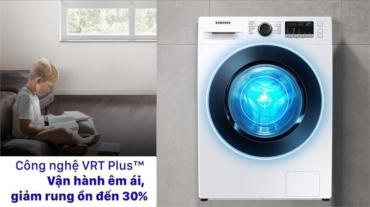 công nghệ VRT Plus vận hành êm ái, giảm rung ổn đến 30%