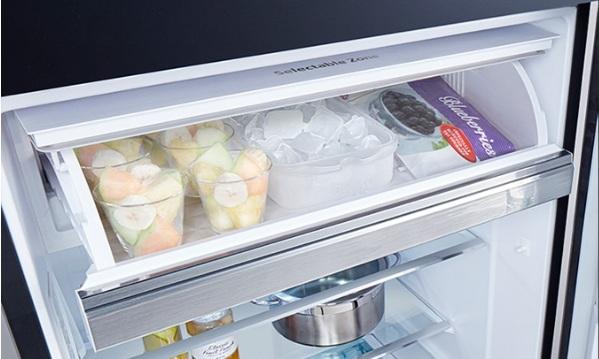 Tủ lạnh Hitachi FVY510PGV0 GMG trang bị ngăn chuyển đổi tiện ích