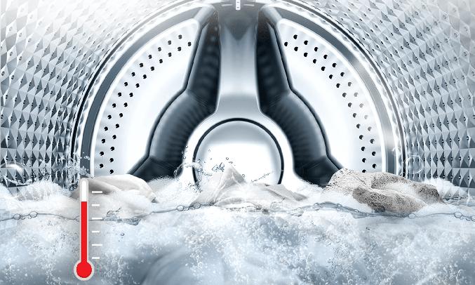Công nghệ giặt sạch sâu và diệt khuẩn