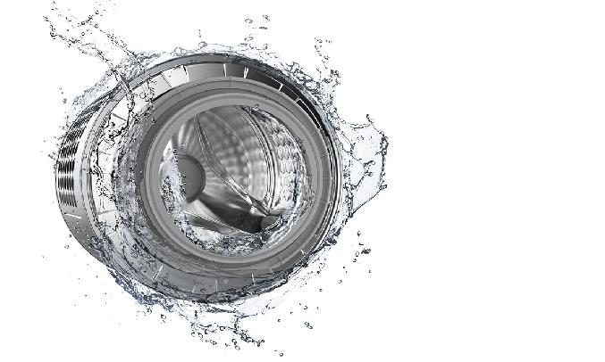 tự động về sinh lồng giặt