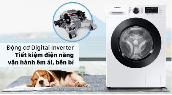 động cơ Digital inverter tiết kiệm điện năng hiệu quả