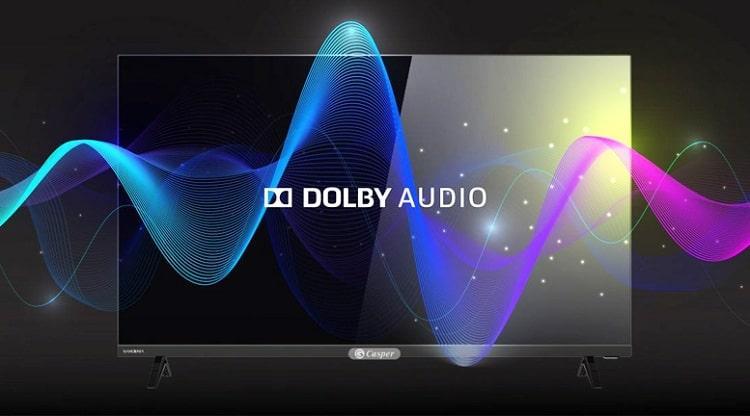 thưởng thức trọn vẹn âm thanh Dolby Audio